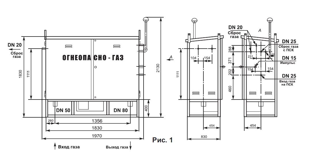 схема УГРШ(К)-50С-2