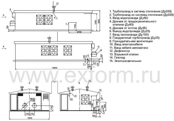 схема тку 4700