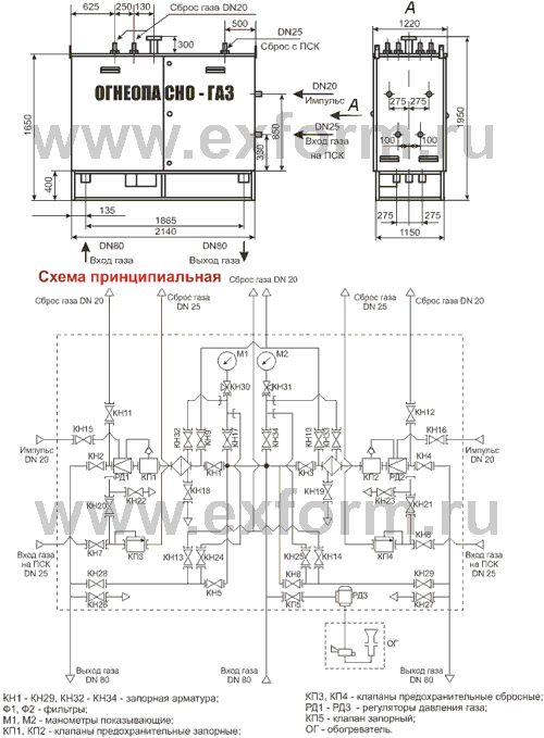 схема угрш-50нв-2